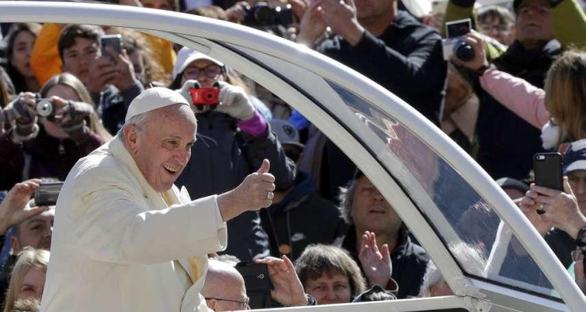 天主教教宗方濟各就職5周年,他交出了哪些成績單?