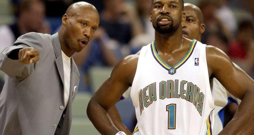 NBA》蘿拉鄧小男友在場上是殺手 退休後走文青路線