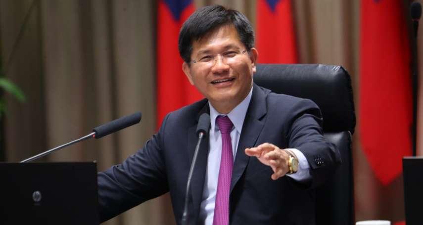 台灣指標民調》市長選戰「看好度」 林佳龍大勝盧秀燕逾20%
