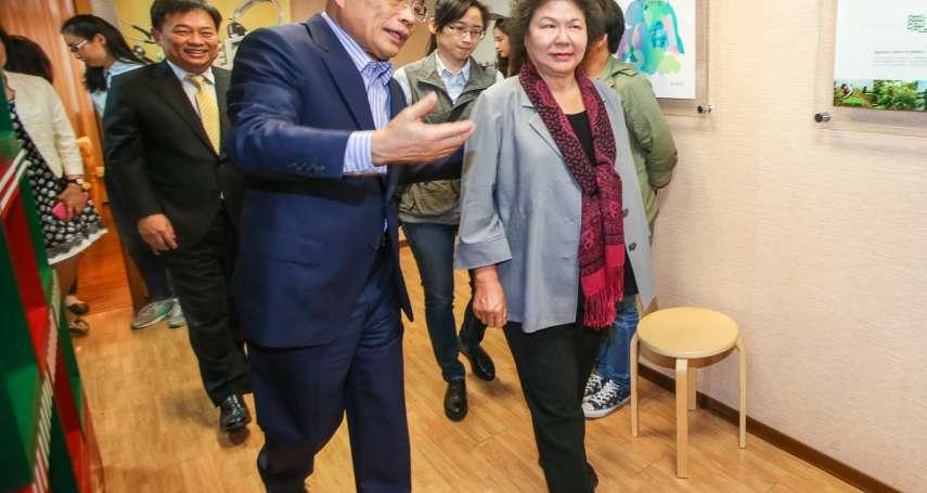 公孫策專欄:老將行不行?—蘇貞昌與游錫堃的心境和處境