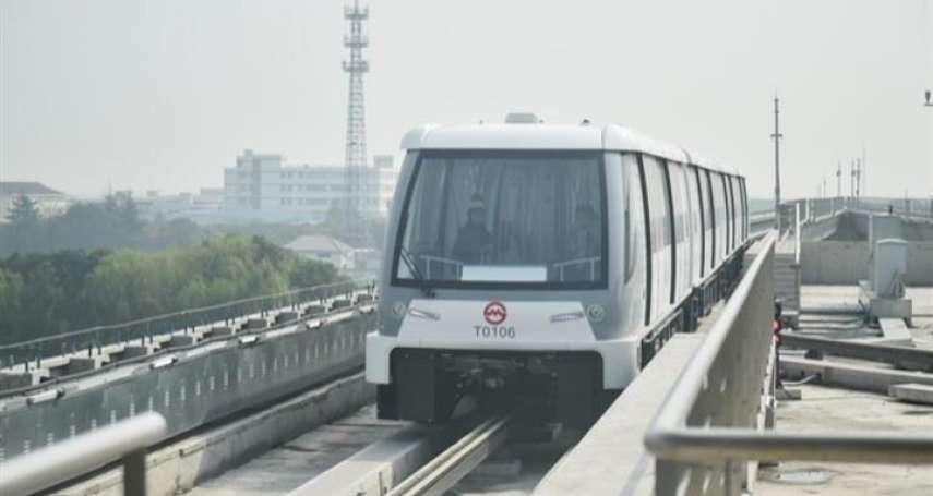 上路測試!中國「無人駕駛車」加速駛向現實世界