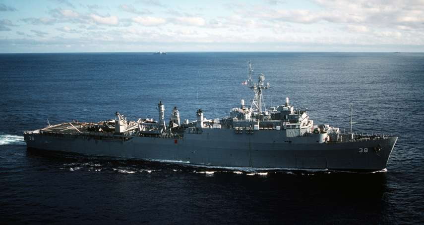 新型兩棲船塢運輸艦台船得標 估2021年下水服役