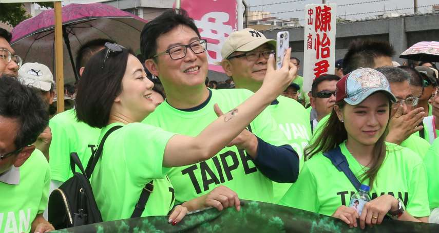 陳昭南專欄:徵召吳思瑤,她是北市選局高規格的戰略武器!