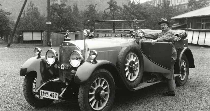 是歷史,也是跨越時代的黑科技養分!賓士百年車廠永遠引領潮流