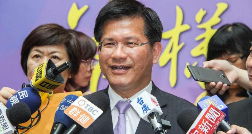 台中市長選戰》林佳龍「陸戰」整軍完畢 下一階段瞄準「社會力」社團