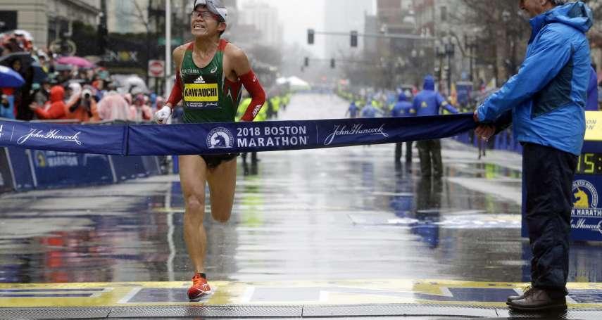 沒教練的公務員竟贏過所有職業選手,拿下波士頓馬拉松冠軍?他奪冠的關鍵是...