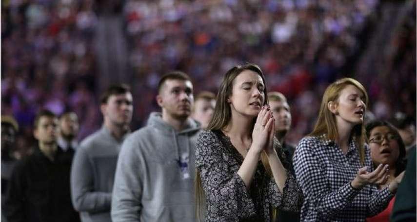 【事實查核】「川普讓美國基督徒人數再次上升!」美國副總統說的是真的嗎?