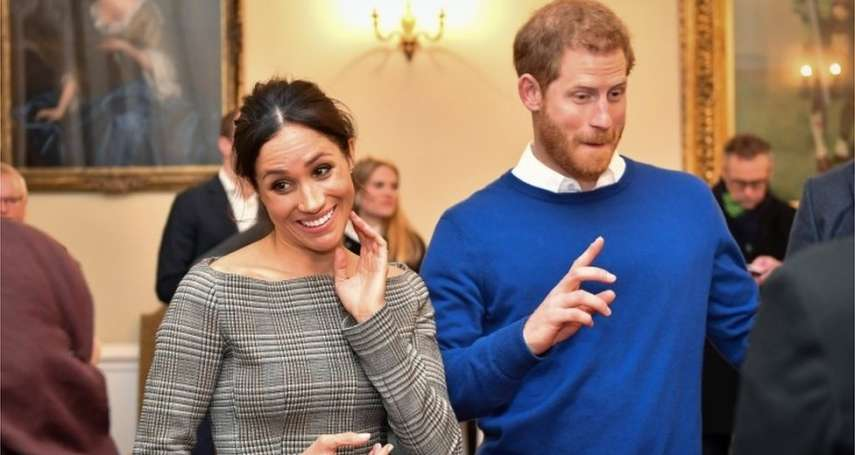 太久怕尷尬、幽默又擔心不得體  準王妃梅根在婚宴上該如何發言?