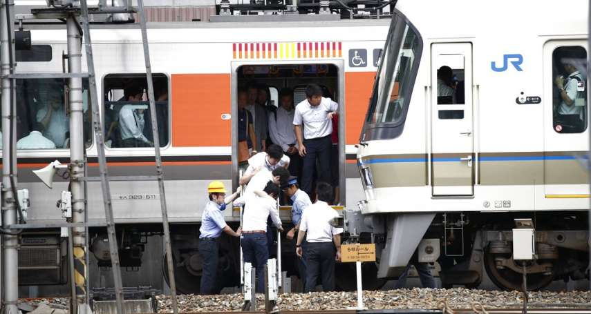 地牛襲擊日本!大阪發生規模6.1淺層強震,關西二府四縣4死358傷