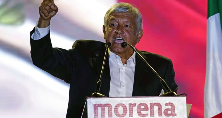 3度挑戰墨西哥總統,曾為原住民權益奮鬥,左派民粹健將羅培茲.歐布拉多爾的傳奇人生