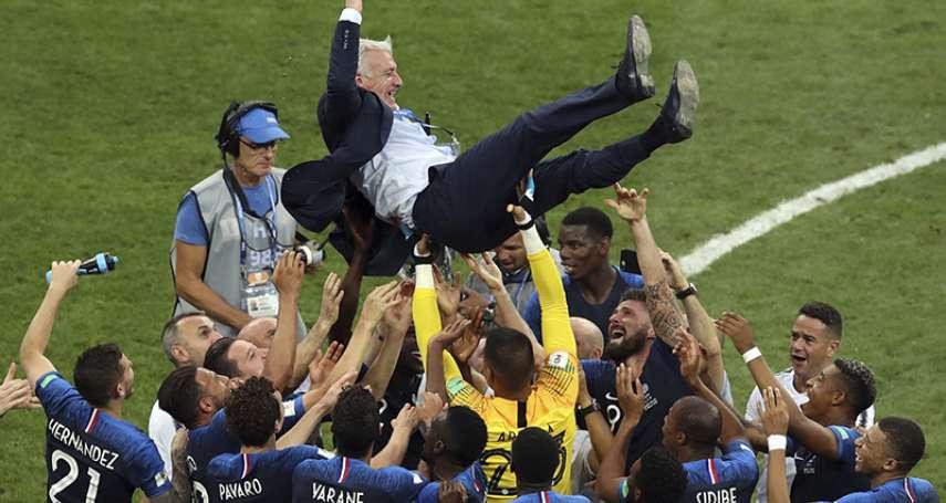 觀點投書:世界盃過後,台灣還瘋什麼運動?