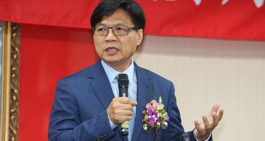 教育部長交接》台大校長遴選案 葉俊榮:未來1、2個月是處理的黃金時間