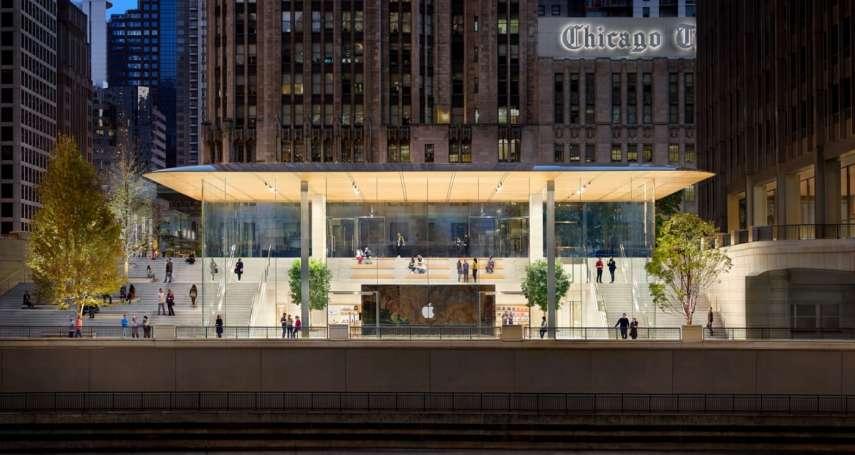 果粉注意!全台首家Apple旗艦店「最新進展」曝光啦!外觀氣派、充滿設計感,超令人期待