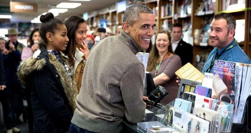 流離少年靠閱讀翻身美國人氣總統!善用5小時讀書法,跟著歐巴馬從書本得到啟發