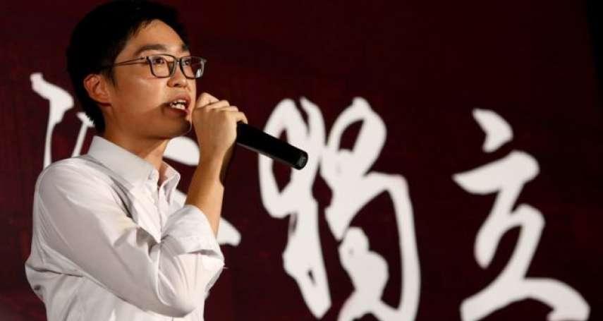 鼓吹港獨危害國家安全?挑戰港獨「紅線」的陳浩天:我沒有鼓吹暴力