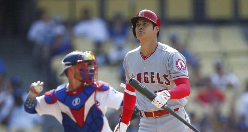 MLB》大谷翔平可再練投 好心情遊環球影城