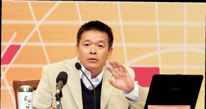 當年誇口「中國國力超越美國,世界第一」知名學者胡鞍鋼被中國網民萬箭穿心