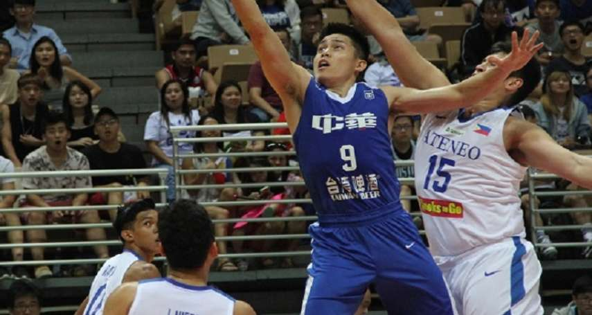 籃球》亞運男籃首戰開胡 71比65逆轉日本