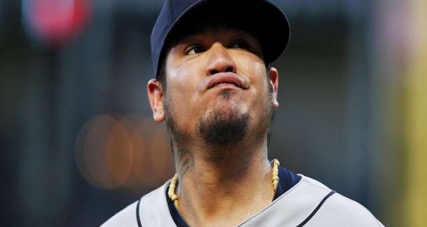 MLB》跌落王座! 水手赫南德茲下放牛棚