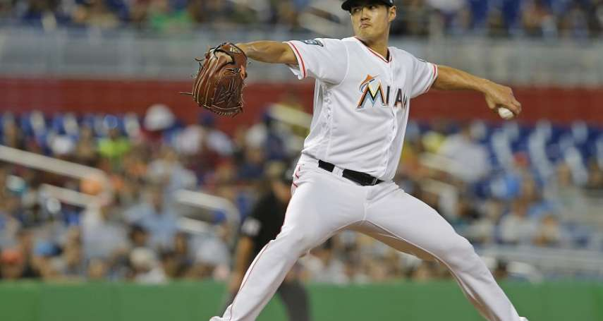 MLB》陳偉殷主場像25億投手 苦吞本季第9敗