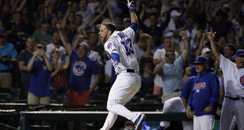 MLB》小熊包蒂再見轟嗨過頭 為甩棒丟頭盔澄清道歉