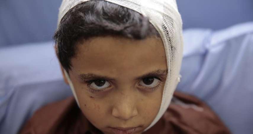 「他們興奮聊著郊遊,幾小時後卻成了殘缺不全的屍體!」無辜學童慘淪葉門內戰冤魂 老師悲痛泣喊:他們只是孩子啊!