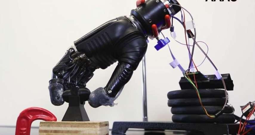 醫學新突破!美國科學家研發「電子皮膚」,協助截肢者恢復觸覺、感受冷暖