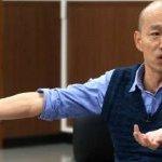 請問您支持高雄市長韓國瑜帶職參選2020總統大選嗎?