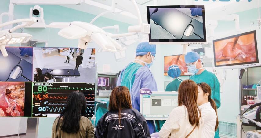 醫療科技日新月異,甚至超乎我們的想像,請問您最想參加哪ㄧ項醫療體驗?