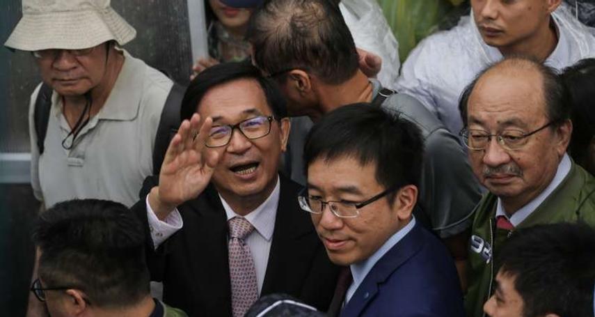 前總統陳水扁被列入一邊一國行動黨不分區立委名單,但中選會指出,依《選罷法》規定,被判刑確定執行完畢前,不能登記為候選人。請問您是否贊成特赦陳水扁呢?