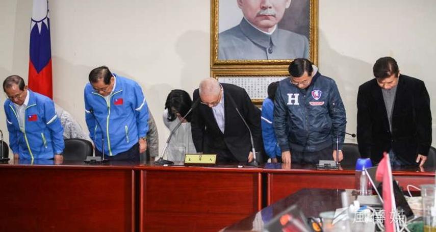 2020大選國民黨大敗,黨主席吳敦義宣布請辭,請問您認為誰最適合擔任下任國民黨主席?
