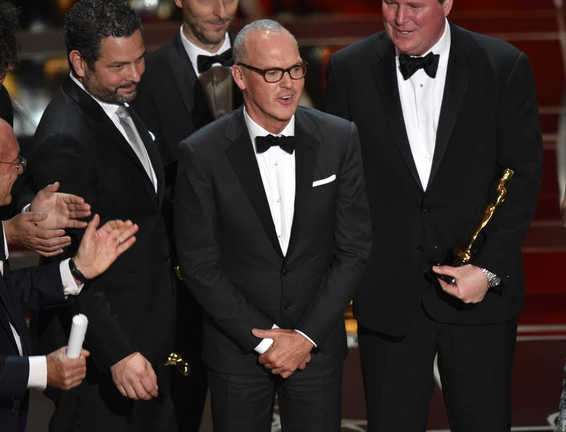 米高基頓(Michael Keaton)