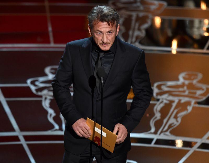 西恩潘(Sean Penn)