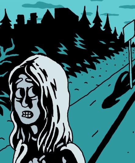 瑞典女性害怕搭乘夜間巴士; Sustainable Gender Equality影片截圖