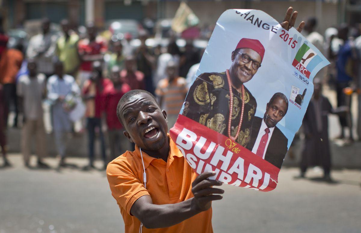 奈及利亞總統選舉