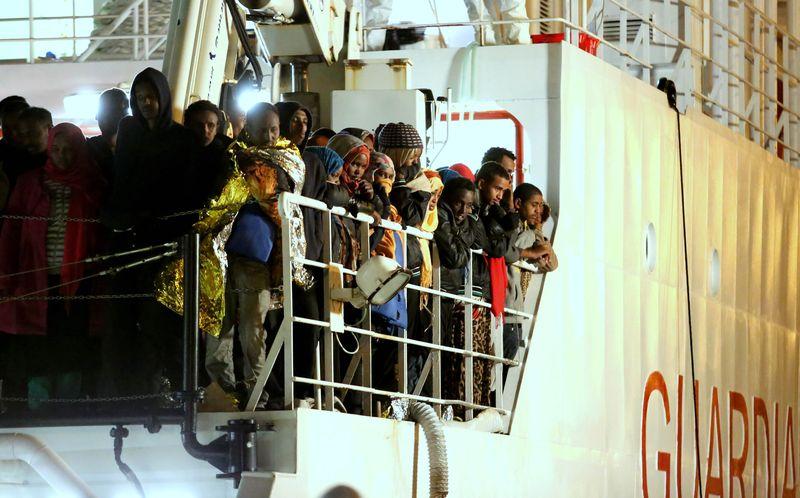 地中海移民