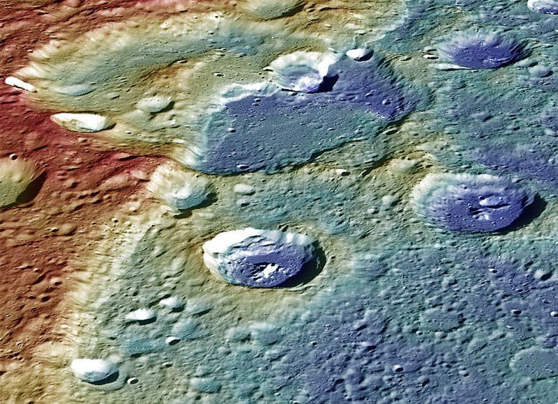 水星探測太空船「信使號」(MESSENGER)