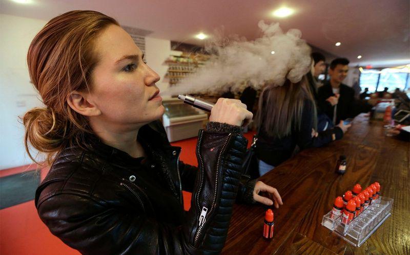 電子菸(e-cigarette)