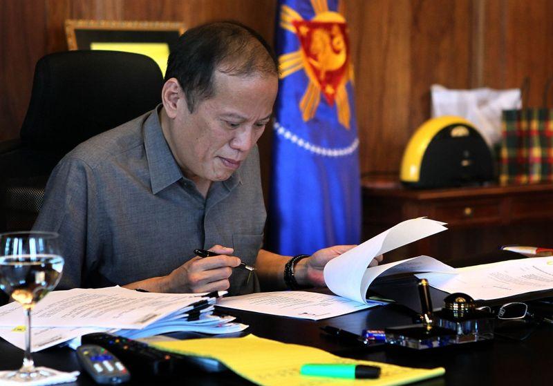 菲律賓總統艾奎諾三世(Benigno Aquino III)