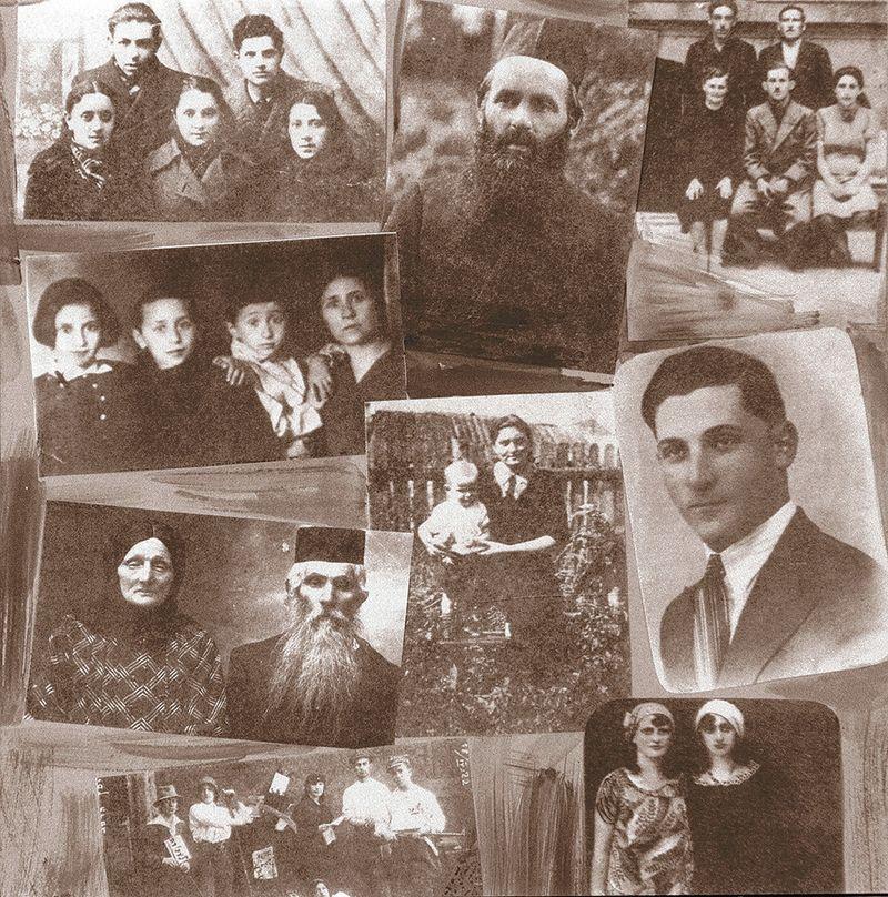 波蘭東部城市耶德瓦布內猶太人屠殺事件的遇害者