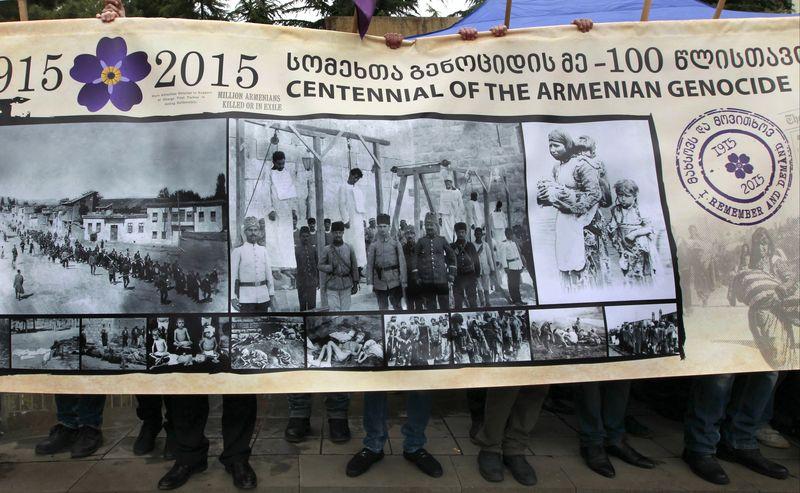 亞美尼亞種族滅絕