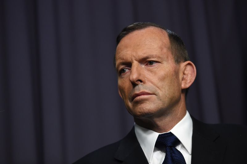 澳總理艾伯特(Tony Abbott)