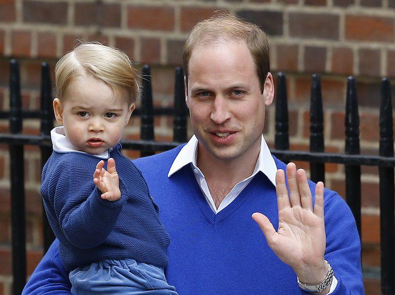 威廉與喬治父子