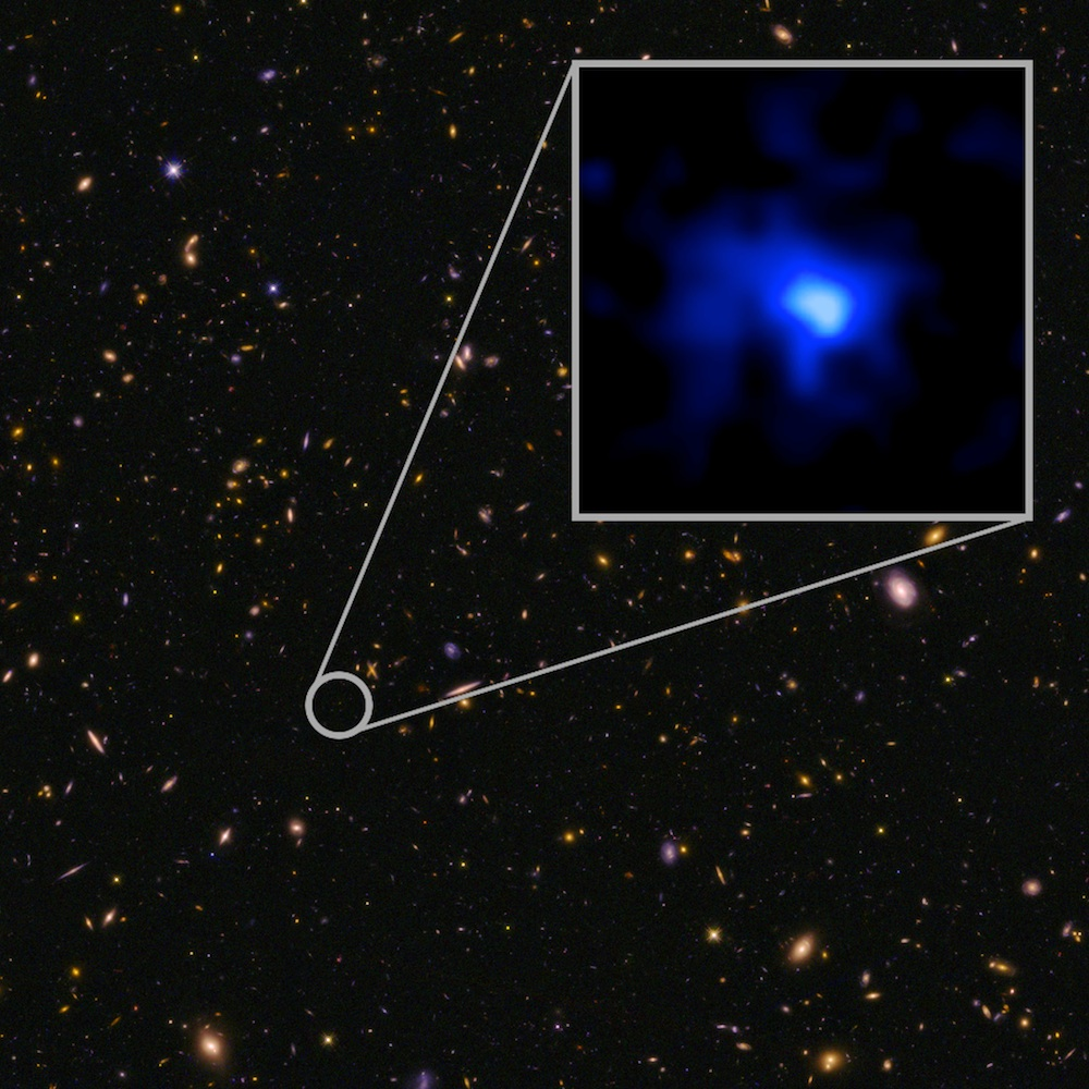 EGS-zs8-1星系