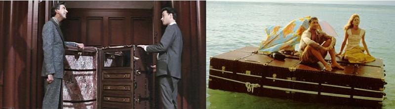紐約最頂級的手工蒸汽船行李箱,究竟要價多少?(截取自Youtube視頻)