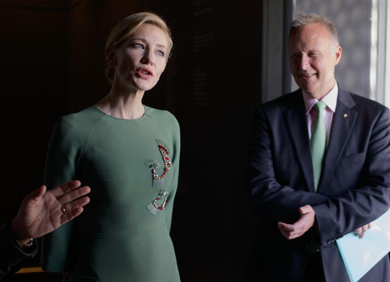 凱特布蘭琪(Cate Blanchett)