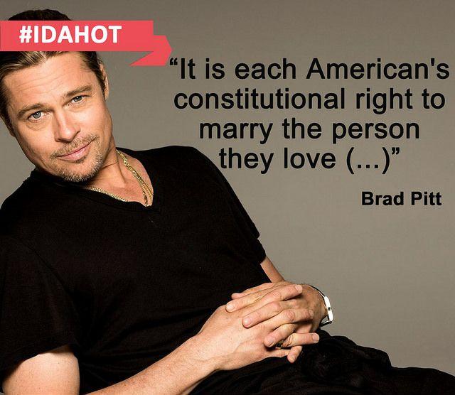 「與自己心愛的人結婚,是每一個美國人的憲法權利。」