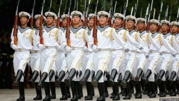 大部分的日本主流都關注到中國這份《國防白皮書》突出了對南海軍事衝突的警戒和不指名地批評美國。(BBC中文網)