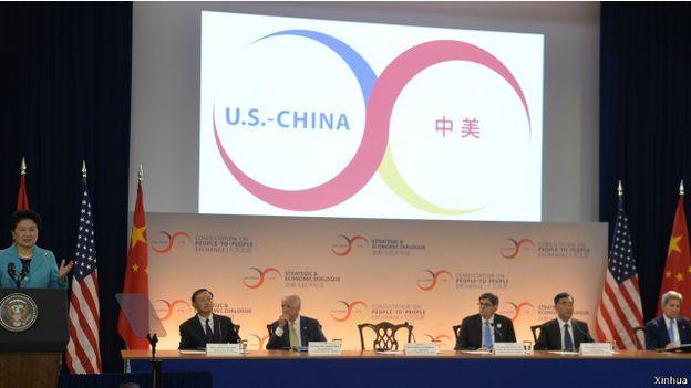 儘管中美間存在一系列的緊張,中國希望會議能夠順利進行,以便為習近平9月訪美鋪路。(BBC中文網)
