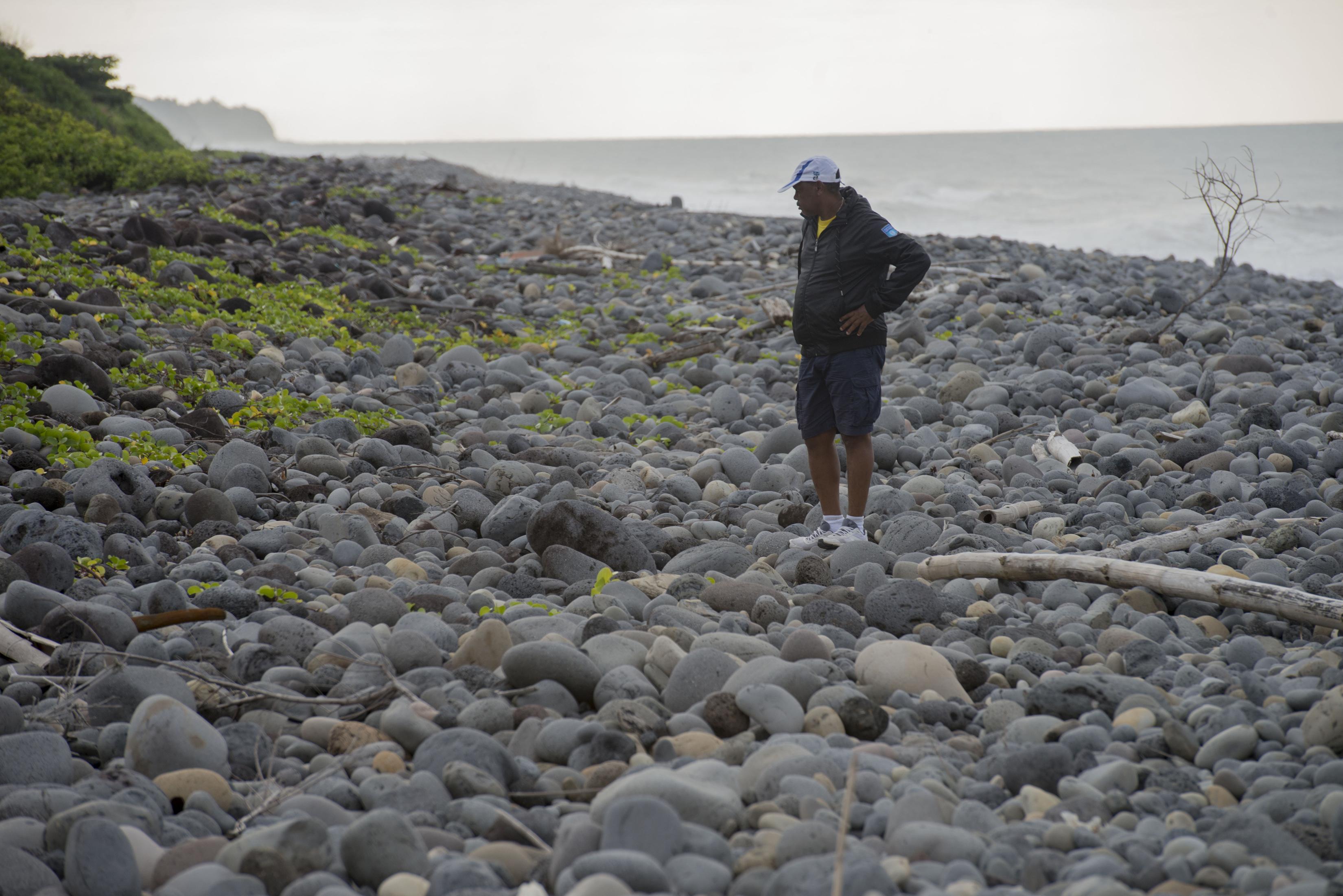 留尼旺島。(美聯社)